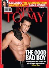 Salman Khan : The Good Bad Boy ?