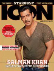Stardust Magazine Salman Khan india's Favourite Superstar
