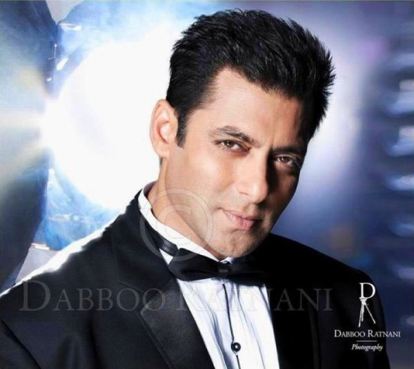 *Salman Khan Daboo Ratnani Photoshop 2012