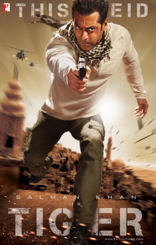Ek Tha Tiger First Look gets massive response