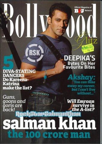 Salman Khan Magazine Bollywood B4U