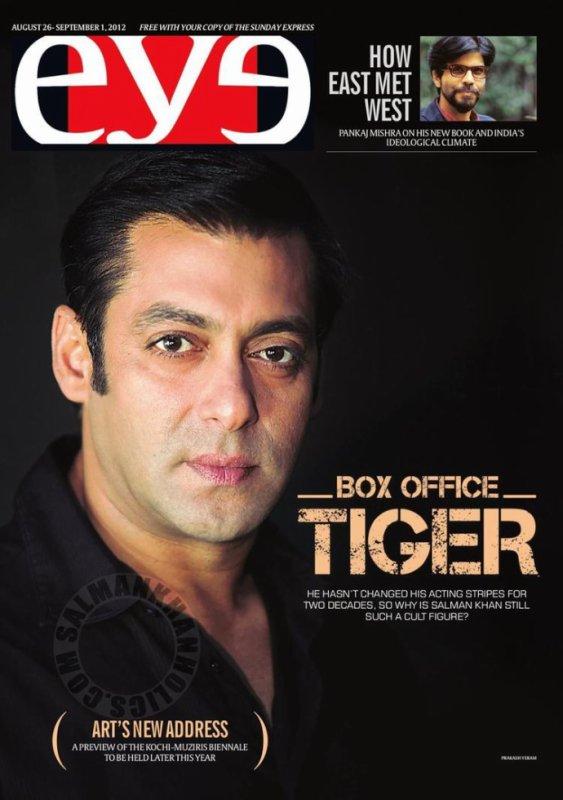 Salman Khan Eye Magazine