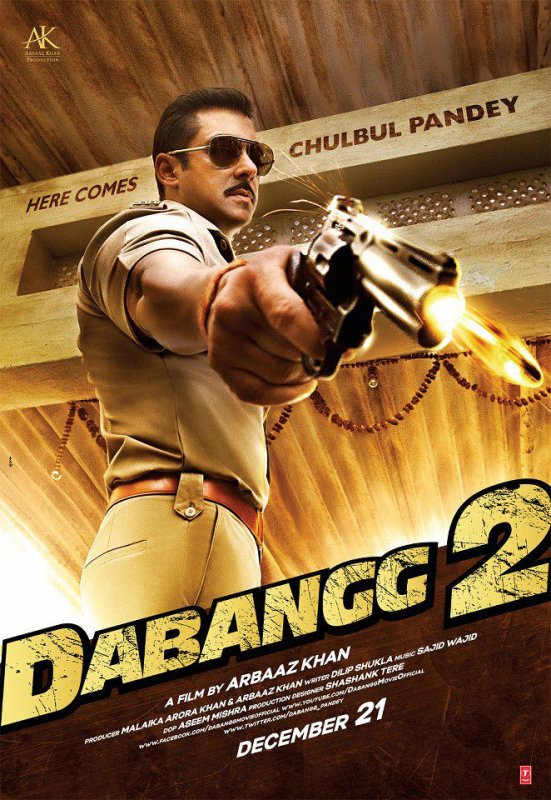 Dabangg 2 Chulbul Pandey is Back