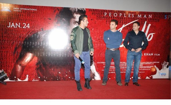 Salman Khan Jai Ho Trailer Launch Event