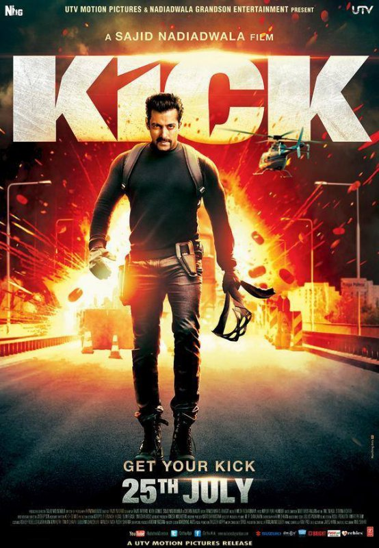 KICK official Poster