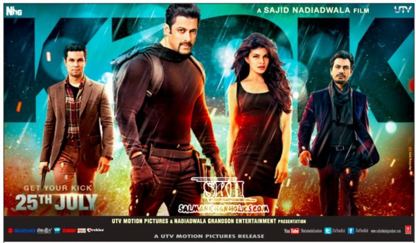 KICK Salman Khan Film