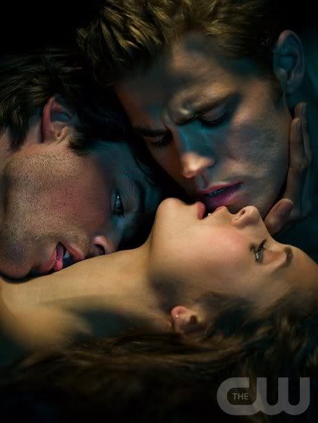 The Vampire Diaires.