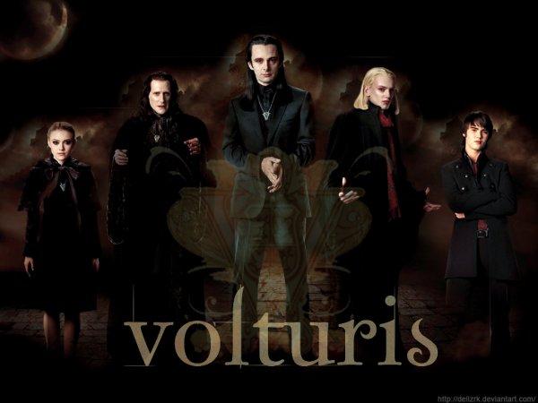 Présentation de la fic Volturi !