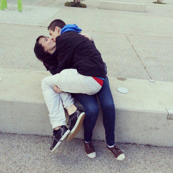 Je crois que l'amour c'est triste et merveilleux.
