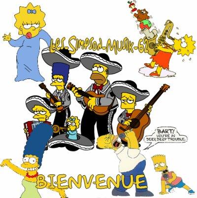 ♫ Simpson Musik 62 the blog! ♫