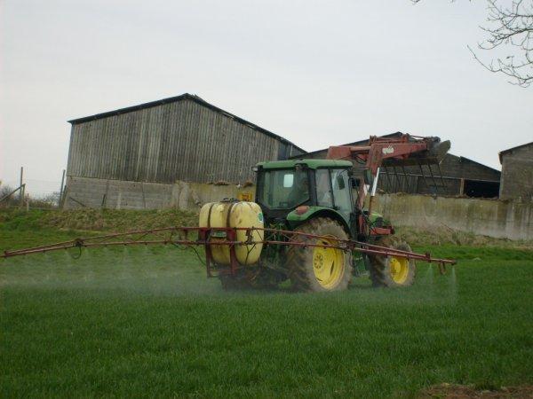 Traitement des blés 2010