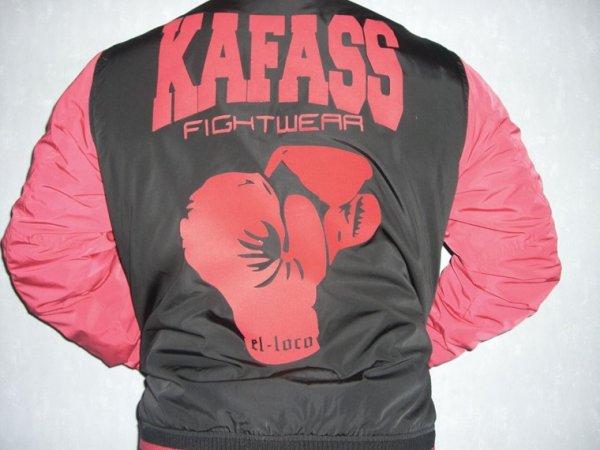 Kafass sponsor de El Loco