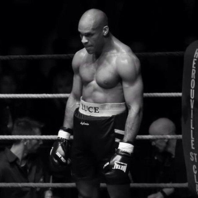 sylvain El Loco Luce : boxeur professionel