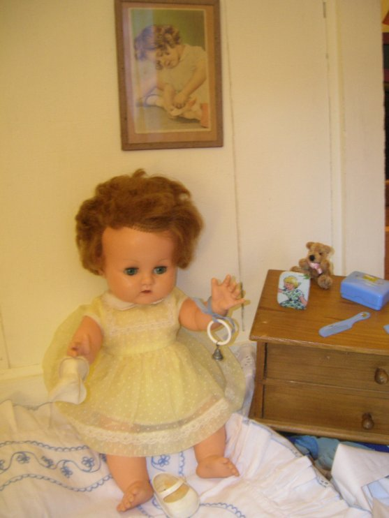 Eglantine ma petite princesse...