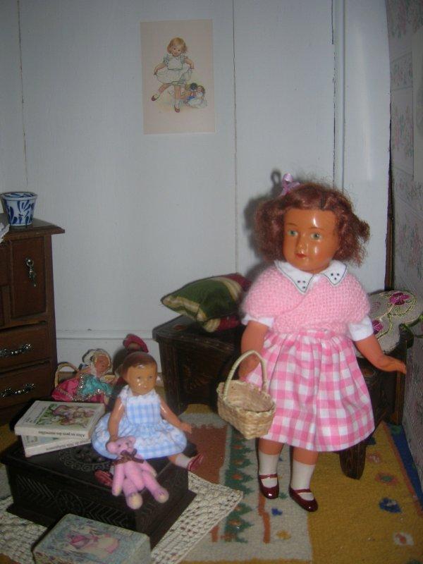 Sido et la douce Madeleine......