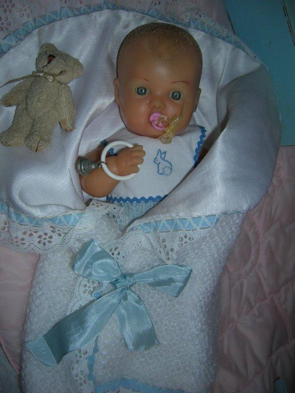 le petit Coffre du bébé B......