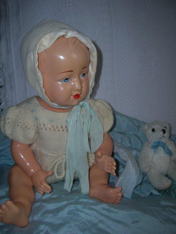 Rosélys bébé de mon enfance.....