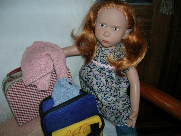 Marlène veut partir rendre visite à ses cousines de Normandie!!!!!!!!