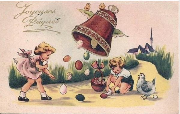 Joyeuses fêtes de Pâques..