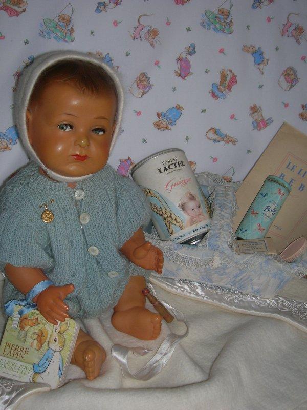 bébé Arsène