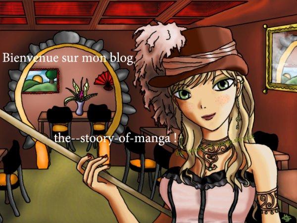 Présentation de mon blog.
