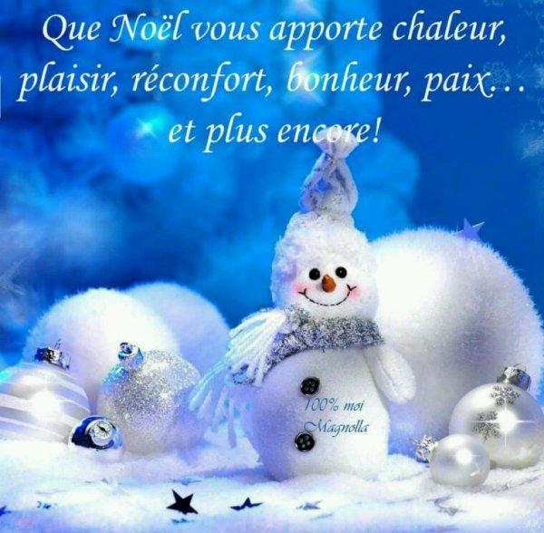 Bon Noël à tous biz