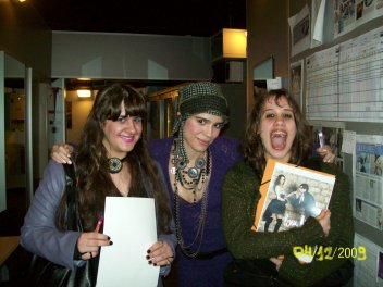 Moi, Melissa et ma soeur