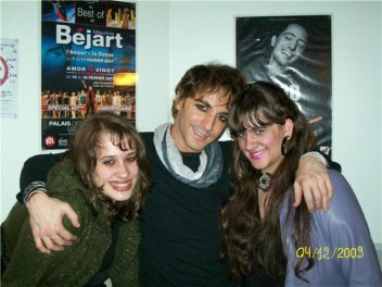 Moi, Mikelangelo et ma soeur