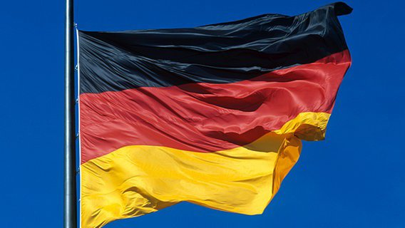 Flagg Deutschland