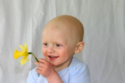 les enfants atteint du cancer
