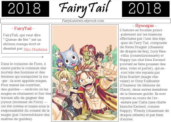 Article FairyTail