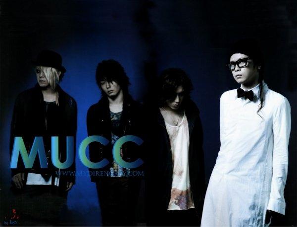MUCC / Libra ♥