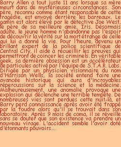 S1.01 : Frappé par la foudre / City of Heroes