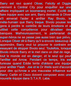 S1.08 : Flash contre Arrow / Flash vs. Arrow