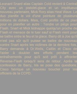 S1.10 : Captain Glaçons / Revenge of the Rogues