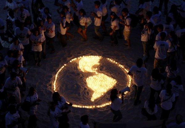 Sommet mondial de lutte contre les problèmes écologiques (Mexique, fin: ce samedi)