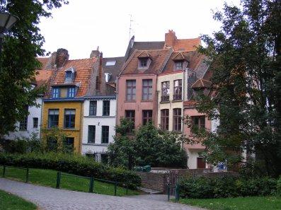 Lille,une ville, deux jours...et une cousine :)
