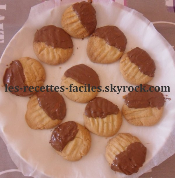 ~~ BISCUITS CHOCOLAT CANNELLE ~~