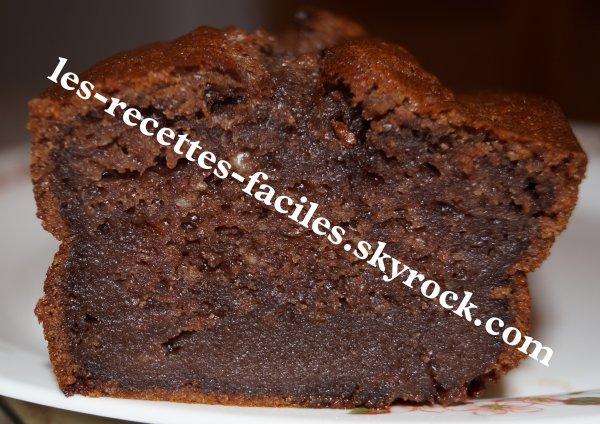 ~~ CAKE AU CHOCOLAT A LA DANETTE ~~