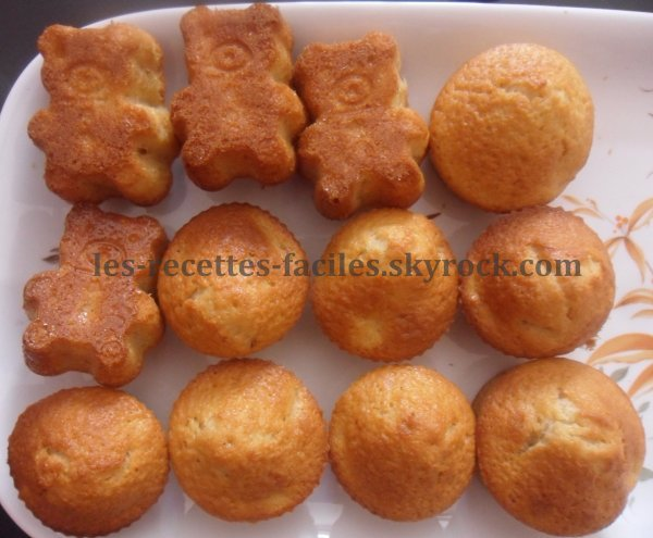 ~~ MUFFINS POMME, BEURRE SALE ET CANNELLE ~~