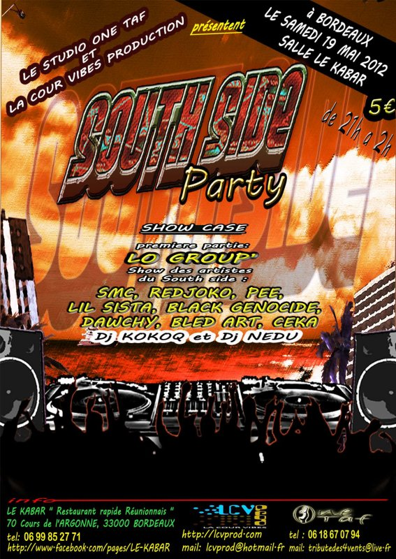 SOUTH SIDE PARTY