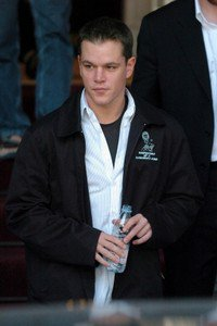 Tenue ' EIGHTEEN ' : Matt Damon ♥: By Jennifer