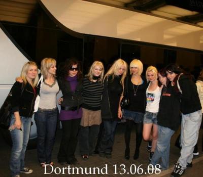 Concert Dortmund (Allemagne) - 13.06.08
