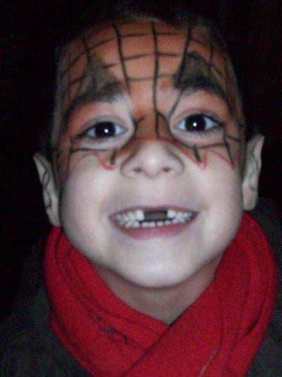 shou spiderman ^^