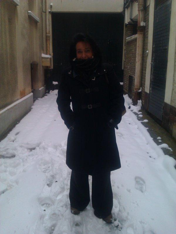 vive la neige!!