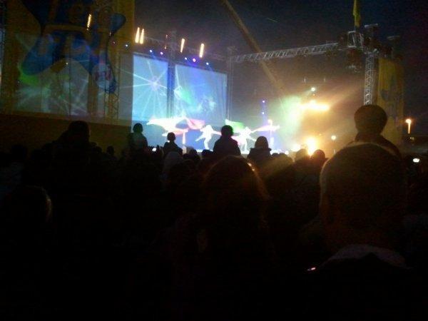 concert a dieppe! sympas!!