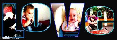 (l) ma belle soeur et sontt homme et c enfants (l)