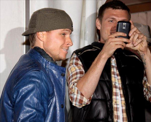 Nick et Brian