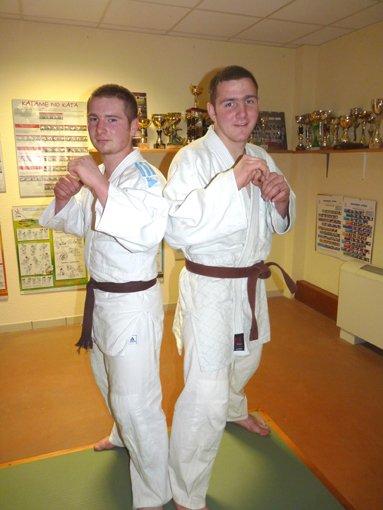 Championnat d'Auvergne jujitsu
