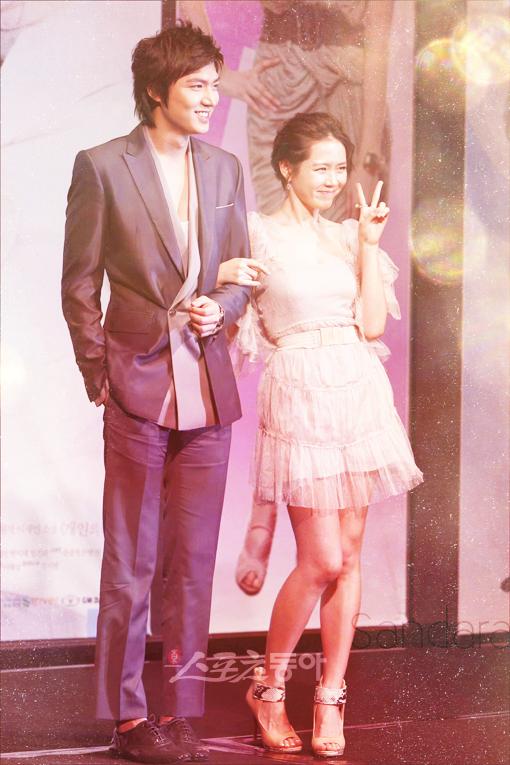 Lee Min Ho & Son Hye Jin ~ Personal Taste